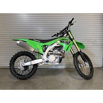 2020 Kawasaki KX450F for sale 200836252