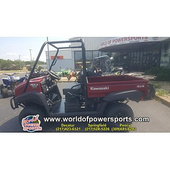 2020 Kawasaki Mule 4010 for sale 200768590