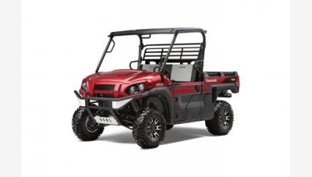 2020 Kawasaki Mule PRO-FXR for sale 200922757
