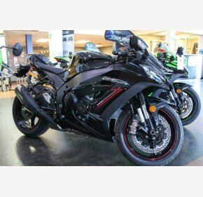 2020 Kawasaki Ninja ZX-10R for sale 200827595