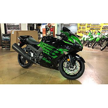 2020 Kawasaki Ninja ZX-14R ABS for sale 200828836