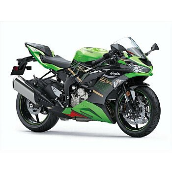 2020 Kawasaki Ninja ZX-6R for sale 200827000