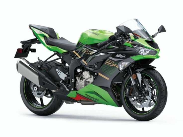 2020 Kawasaki Ninja ZX-6R for sale 200881249