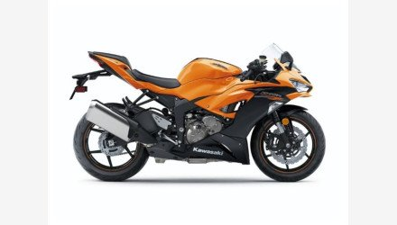 2020 Kawasaki Ninja ZX-6R for sale 200897039