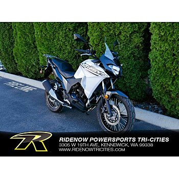 2020 Kawasaki Versys X-300 for sale 200939029