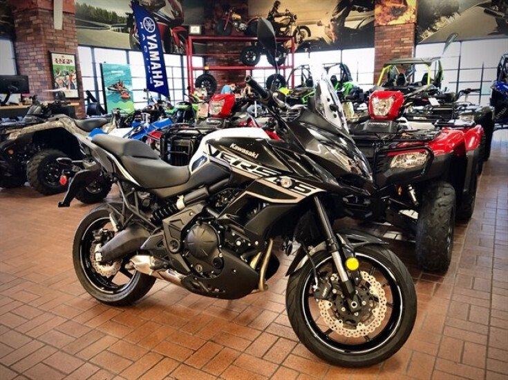 2020 Kawasaki Versys for sale 201065046