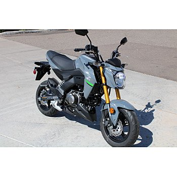 2020 Kawasaki Z125 Pro for sale 200871581