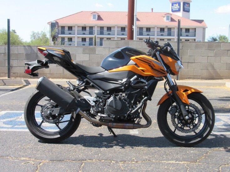 2020 Kawasaki Z400 for sale 201113740