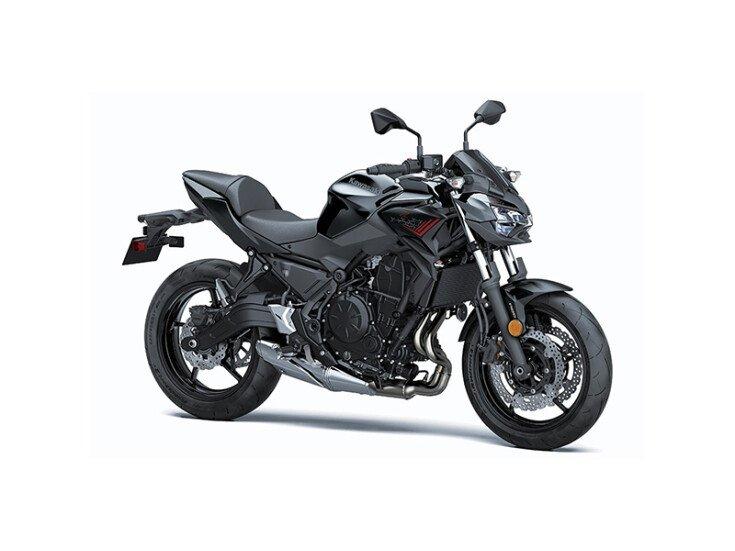 2020 Kawasaki Z650 ABS specifications