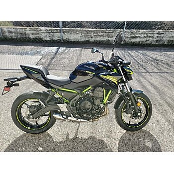 2020 Kawasaki Z650 for sale 200860846