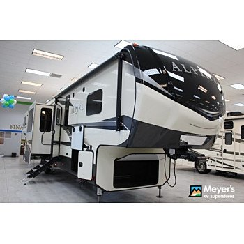 2020 Keystone Alpine for sale 300201961
