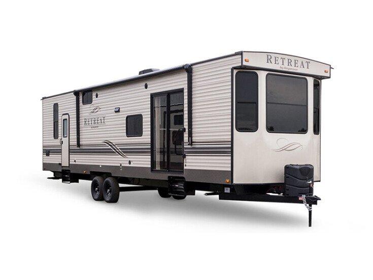 2020 Keystone Retreat 39FKSS specifications