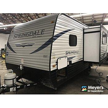 2020 Keystone Springdale for sale 300218577