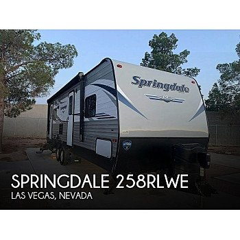 2020 Keystone Springdale 258RLWE for sale 300277861