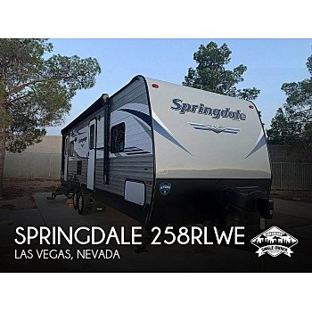 2020 Keystone Springdale 258RLWE for sale 300277861