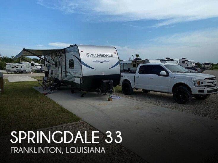 2020 Keystone Springdale for sale 300281372
