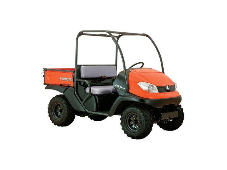 2020 Kubota RTV500 Orange specifications