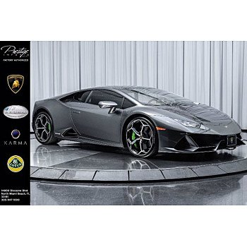 2020 Lamborghini Huracan EVO Coupe for sale 101400156