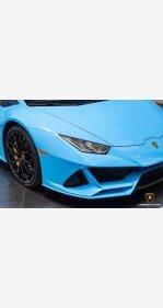 2020 Lamborghini Huracan EVO Coupe for sale 101410777