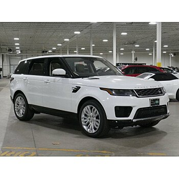 2020 Land Rover Range Rover Sport HSE for sale 101209388