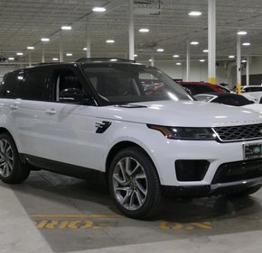 2020 Land Rover Range Rover Sport HSE for sale 101228006