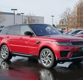 2020 Land Rover Range Rover Sport HSE for sale 101237676