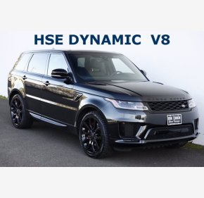 2020 Land Rover Range Rover Sport HSE Dynamic for sale 101443157