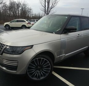 2020 Land Rover Range Rover HSE for sale 101233013