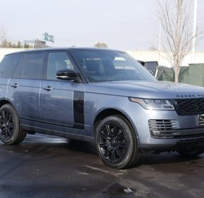 2020 Land Rover Range Rover HSE for sale 101236561