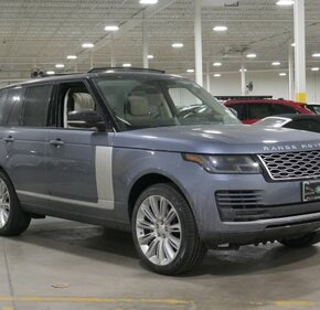 2020 Land Rover Range Rover HSE for sale 101237672