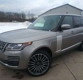 2020 Land Rover Range Rover HSE for sale 101279605