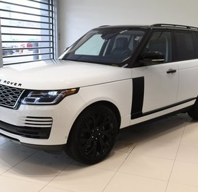 2020 Land Rover Range Rover HSE for sale 101350574