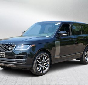 2020 Land Rover Range Rover HSE for sale 101356690