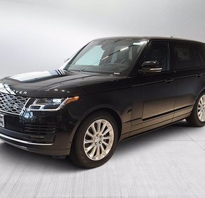 2020 Land Rover Range Rover HSE for sale 101384078