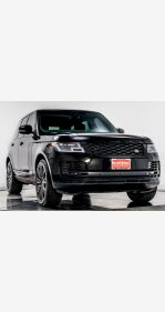 2020 Land Rover Range Rover for sale 101393734