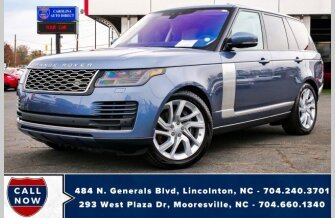 2020 Land Rover Range Rover for sale 101466929