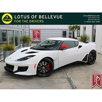 2020 Lotus Evora for sale 101231173