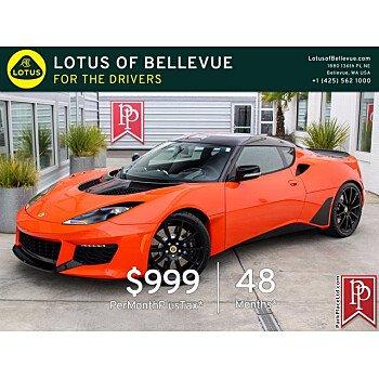 2020 Lotus Evora for sale 101231177
