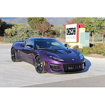 2020 Lotus Evora for sale 101249322