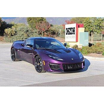 2020 Lotus Evora for sale 101249322