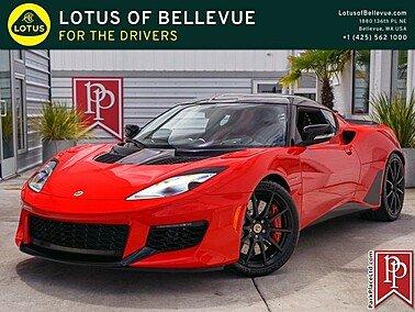 2020 Lotus Evora for sale 101325538