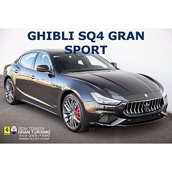 2020 Maserati Ghibli for sale 101354664