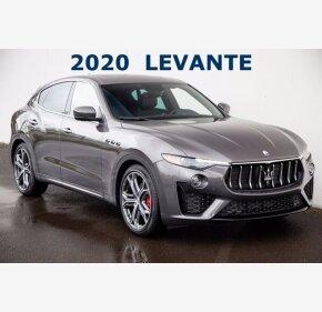 2020 Maserati Levante for sale 101334458