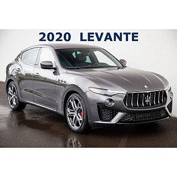2020 Maserati Levante for sale 101334458
