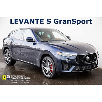 2020 Maserati Levante for sale 101374314