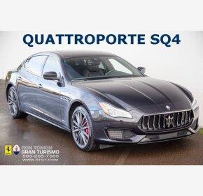 2020 Maserati Quattroporte S Q4 for sale 101253666