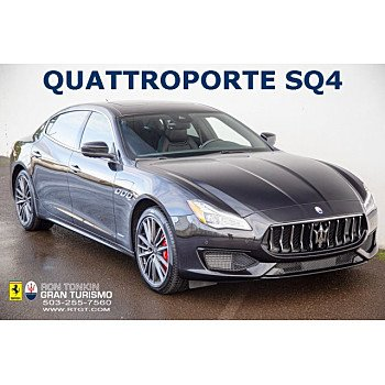 2020 Maserati Quattroporte S Q4 for sale 101253666