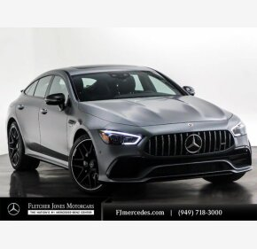 2020 Mercedes-Benz AMG GT for sale 101409534