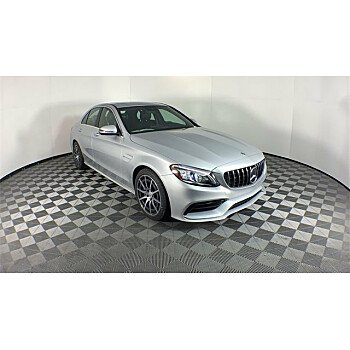 2020 Mercedes-Benz C63 AMG Sedan for sale 101236615