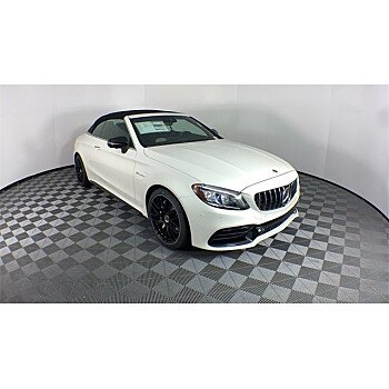 2020 Mercedes-Benz C63 AMG Cabriolet for sale 101237803